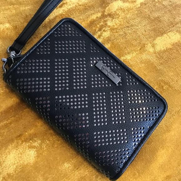 Jessica Simpson Handbags - Jessica Simpson Wristlet Wallet NWOT